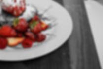 ajones rasberry pancakes color splash.jp