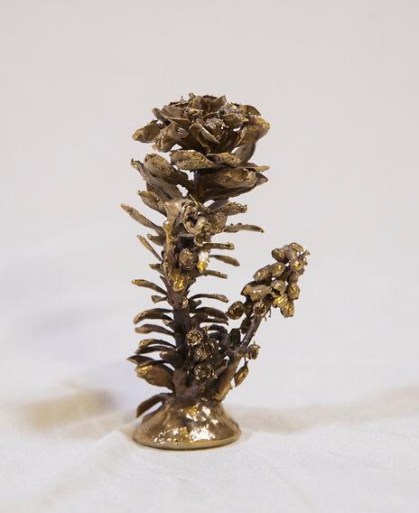 Wax Cast Metal Sculpture.jpg