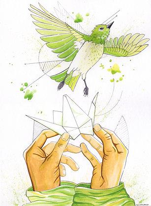 The Paper Artist