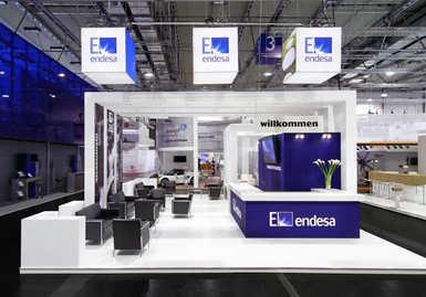 Messebau Essen E-World