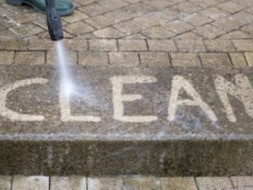 Pressure Washing Our Minds
