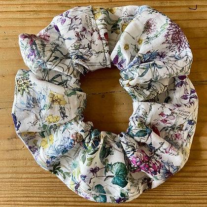 Liberty Scrunchie - Wild Flowers