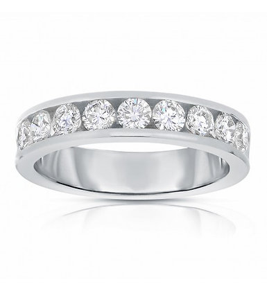 """Mother of All"" Diamond Wedding Rings"