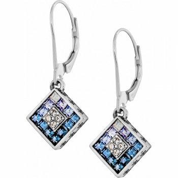 Spectrum Glam Petite Leverback Earrings