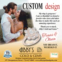 TravisAndOlivia-- CustomDesign-2020-3x5.