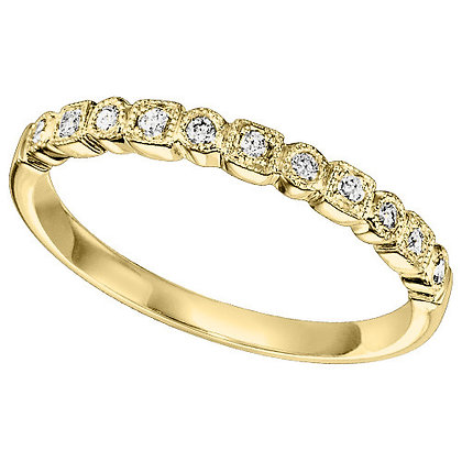 Stack Diamond Ring
