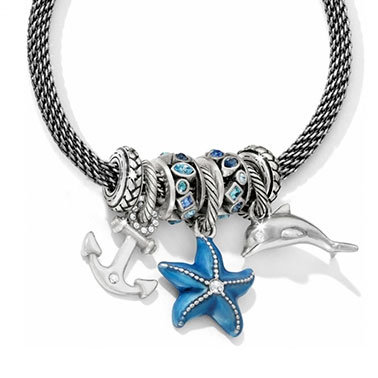 Sea-Charm Charm Bracelet
