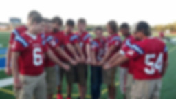 Laurel Highlands Football Players Seniors Bracelets For Life Unity