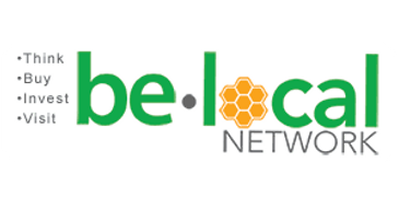 Be local main page logo
