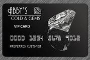 Abby's VIP Card Financing