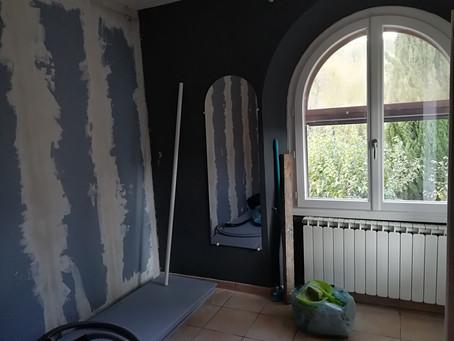 Bientôt une nouvelle chambre !