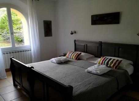 La chambre Girofle est prête à vous accueillir