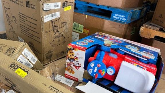 Amazon Bulk Truckloads
