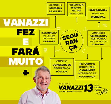 Segurança - Vanazzi Fez