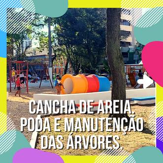 Revitalização da Praça dos Brinquedos 2