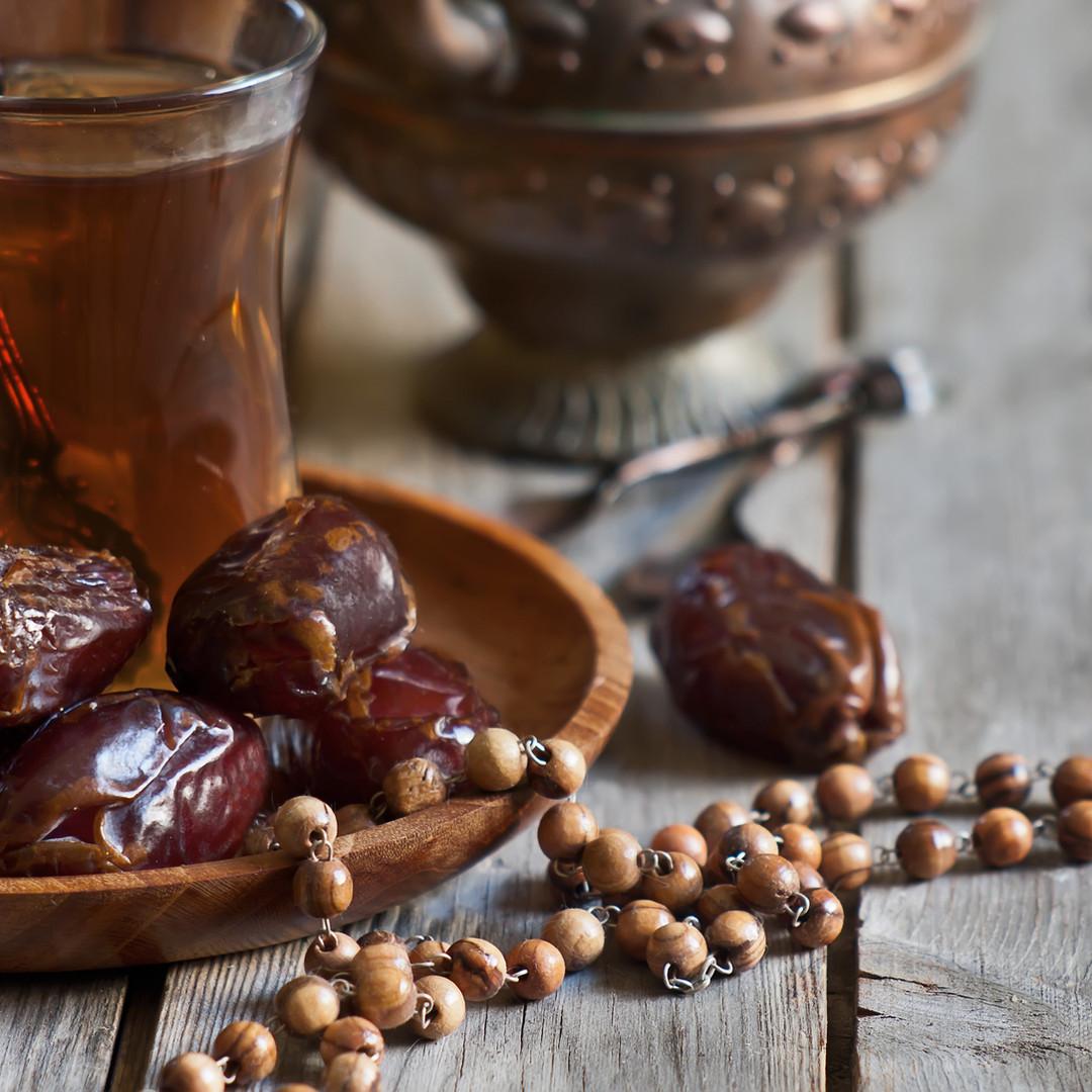 Tea and Dates - Building Ojas