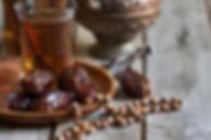 Thé avec des dates