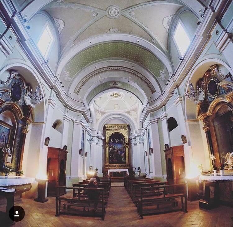 Chiesa di Santa Maria in Telusiano