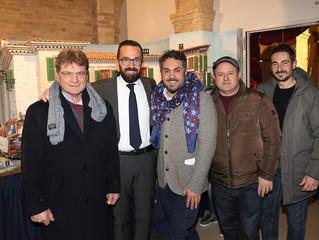 IX edizione Mostra Presepi Artistici a cura di Andrea Pistolesi e Cesare Ciccalè