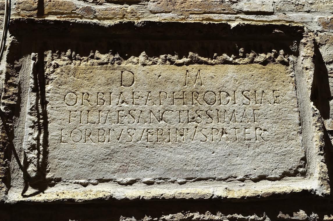 Epigrafe romana - Sec. II d.C.
