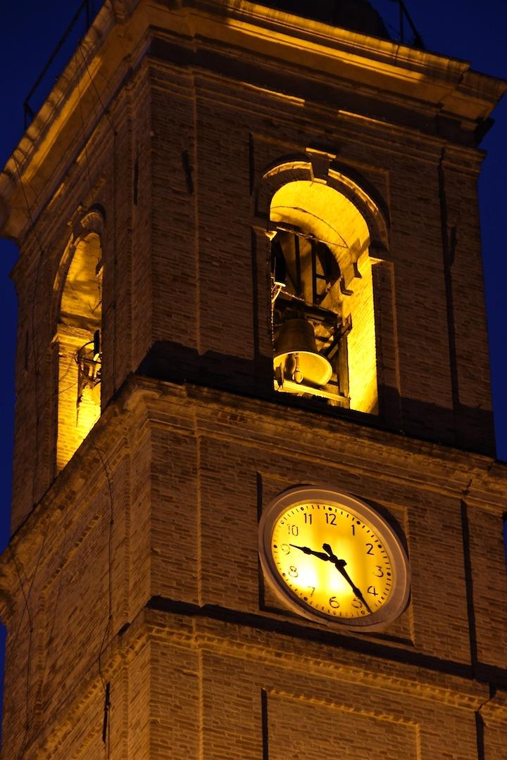 Campanile Collegiata di Santo Stefan