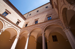 Cortile di Palazzo Bonafede