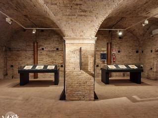 Nuovo allestimento per la collezione A. Maggiori a Palazzo Bonafede
