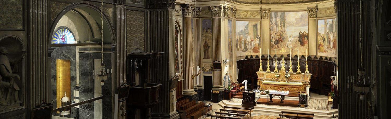 Interno Chiesa della Collegiata