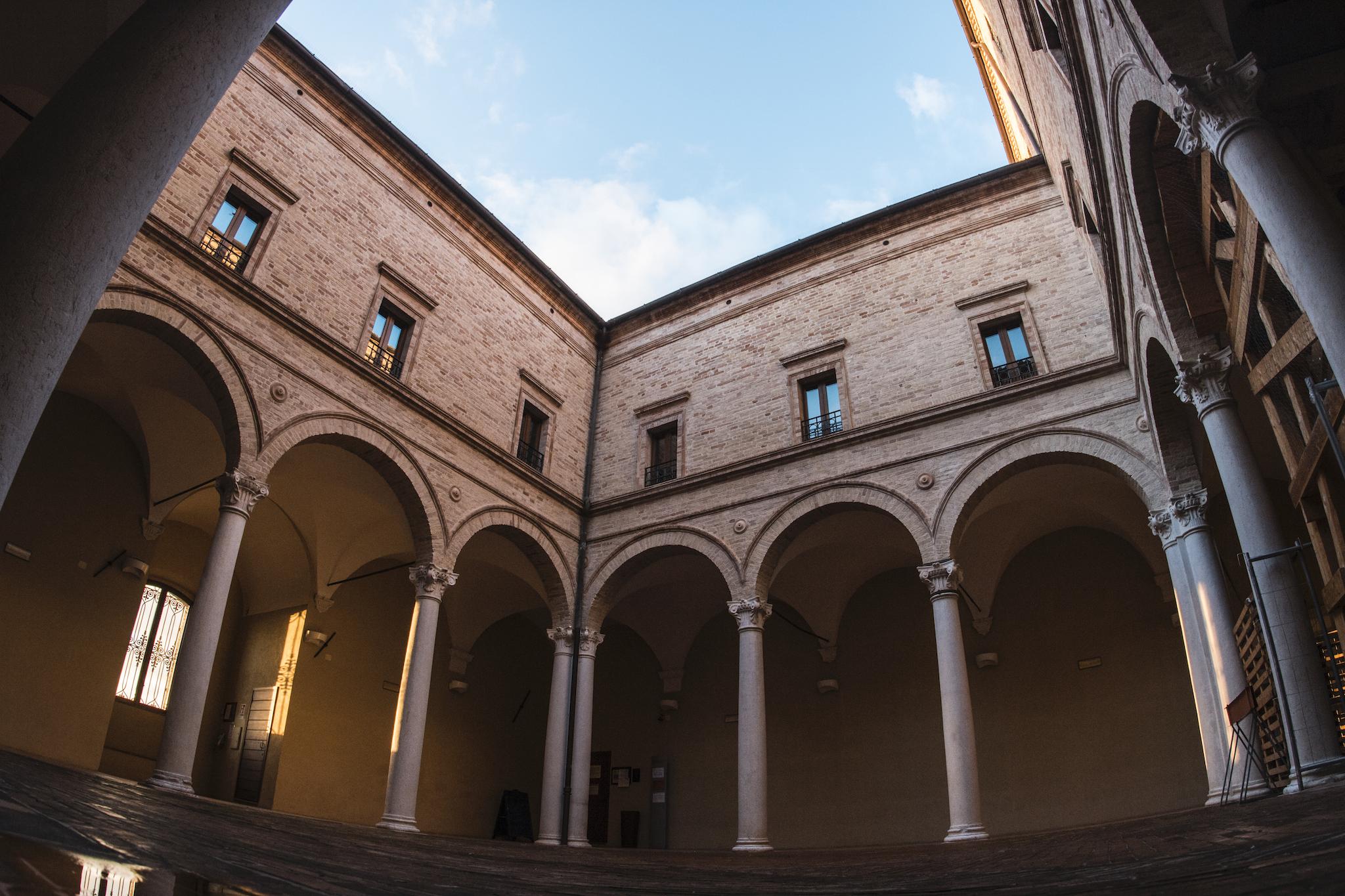 Atrio Palazzo Bonafede