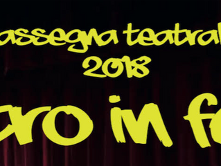 """TEATRO IN FESTA"" a Monte San Giusto"