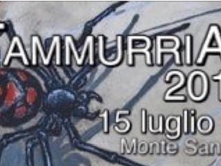 Tammurria 2017