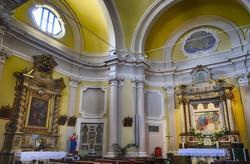 Chiesa Panette Monte San Giusto