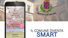 Monte San Giusto sempre più smart: arriva la nuova app