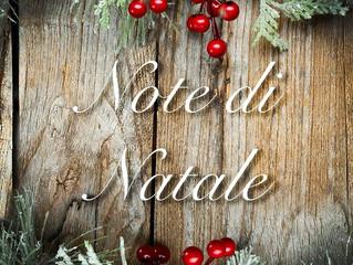 Note di Natale, la settima edizione al grido di #dajeMarche