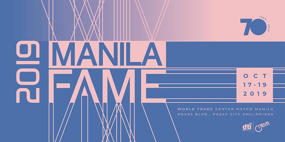 MANILA FAME October 2019