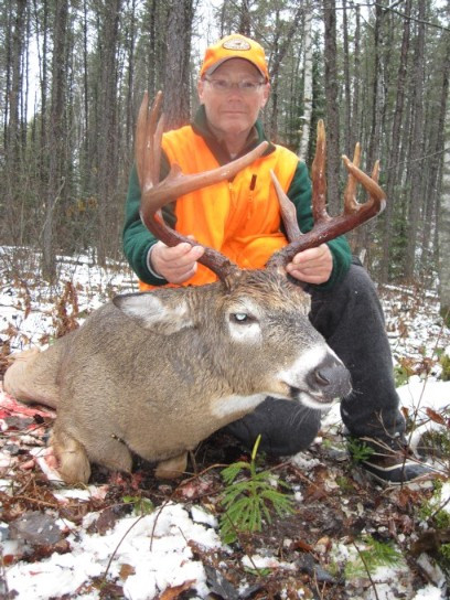 Canadian deer outfitter