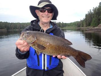 Smallmouth bass trips