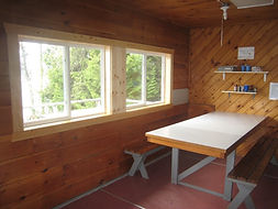 Ontario fly-in cabin