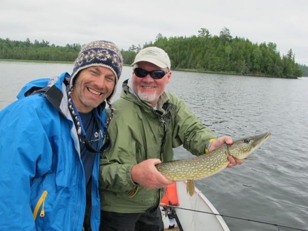 fishing Ontario