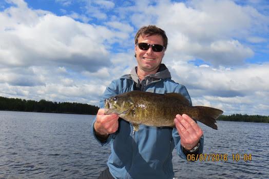 Ontario bass