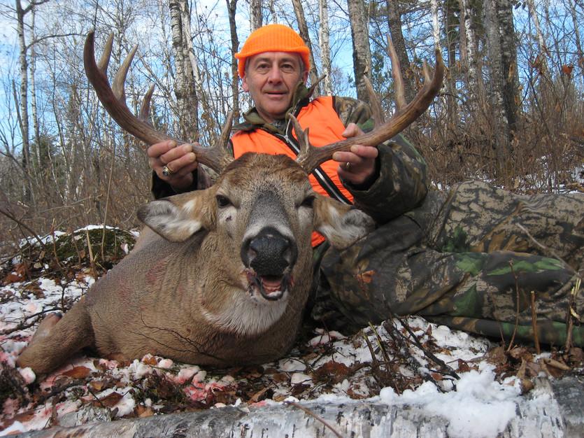 deer hunt in Ontario
