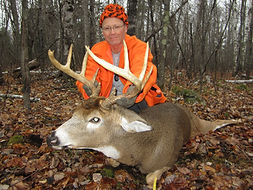 Whitetail Deer Hunts in Canadian wildern