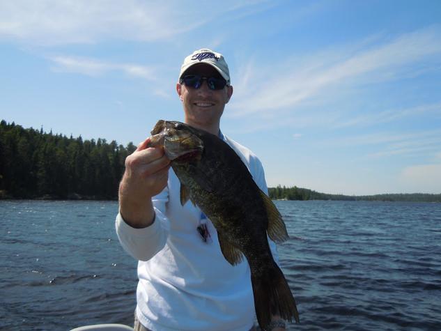 Ontario bass lakes
