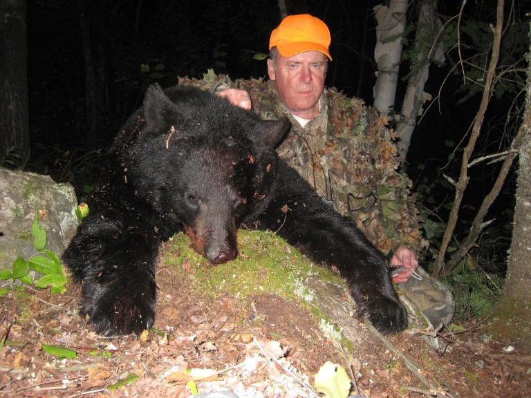 Canadian bear hunt