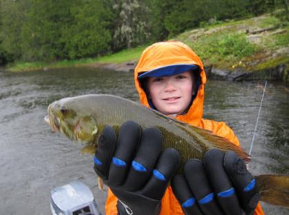 bass fishing Emo