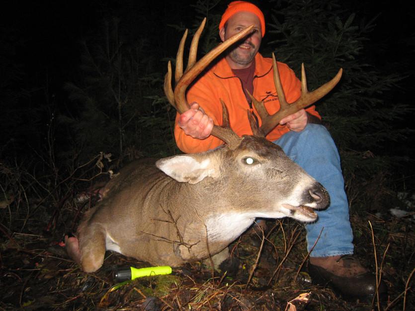 Ontario deer outfitter