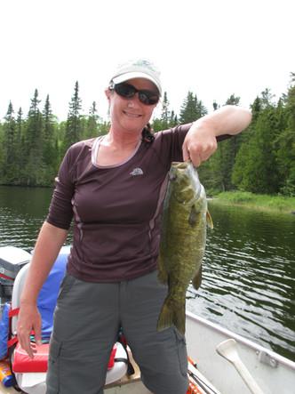 Ontario smallmouth bass