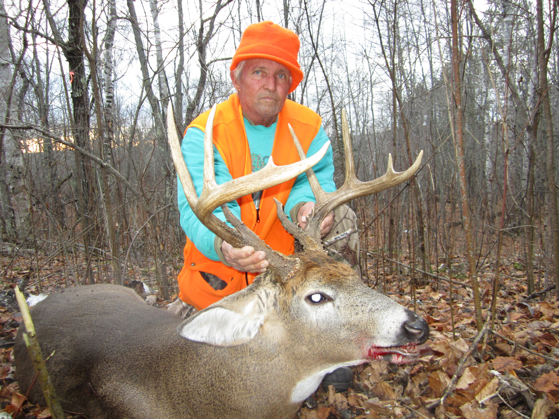 deer hunting outfitter