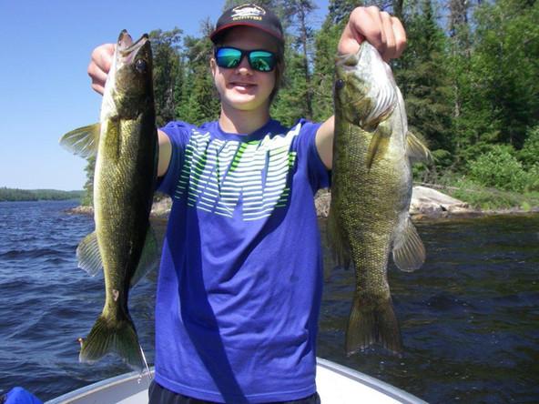 Ontario fishing trip