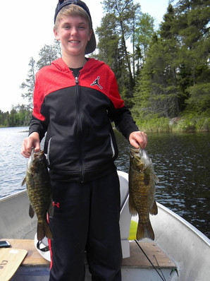 lots of bass in Ontario